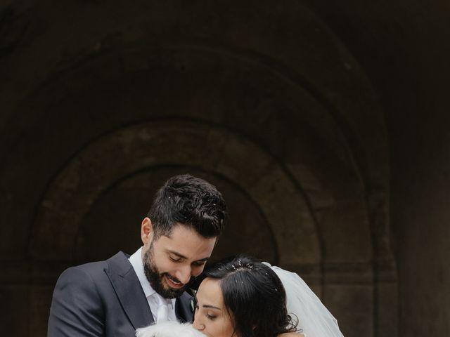 Il matrimonio di Emanuela e Danilo a San Severino Marche, Macerata 52