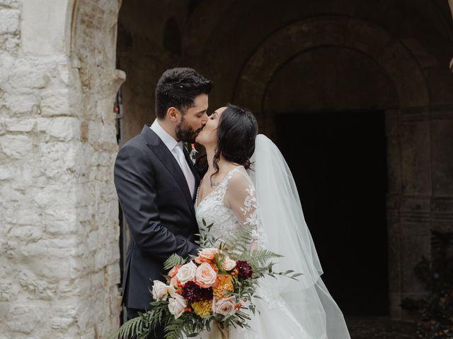 Il matrimonio di Emanuela e Danilo a San Severino Marche, Macerata 53