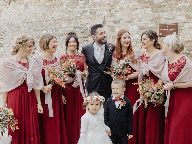 Il matrimonio di Emanuela e Danilo a San Severino Marche, Macerata 54
