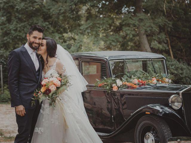 Il matrimonio di Emanuela e Danilo a San Severino Marche, Macerata 56