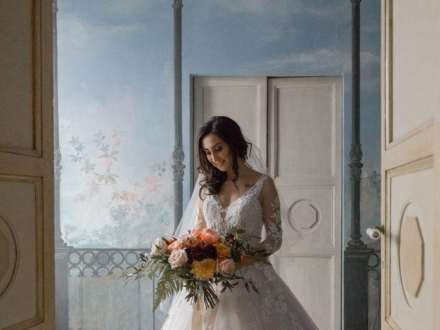 Il matrimonio di Emanuela e Danilo a San Severino Marche, Macerata 58