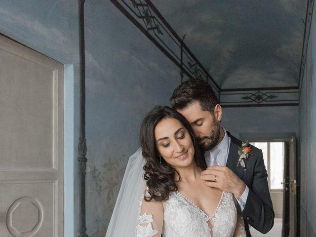 Il matrimonio di Emanuela e Danilo a San Severino Marche, Macerata 60