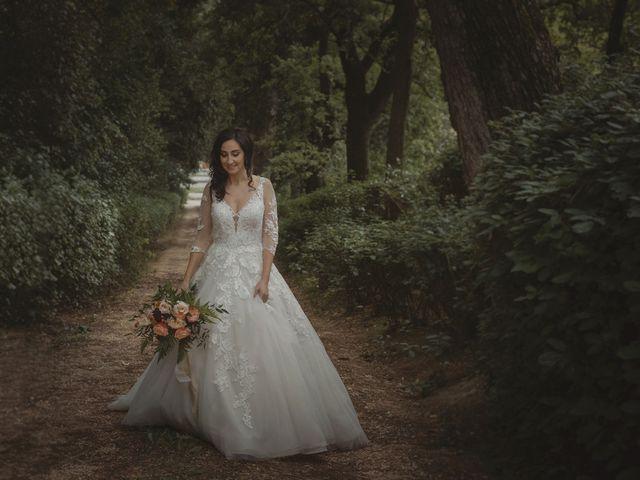 Il matrimonio di Emanuela e Danilo a San Severino Marche, Macerata 61