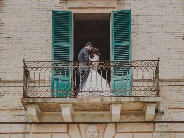 Il matrimonio di Emanuela e Danilo a San Severino Marche, Macerata 64