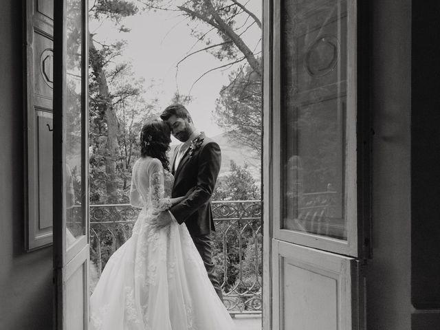 Il matrimonio di Emanuela e Danilo a San Severino Marche, Macerata 66