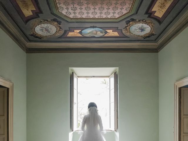 Il matrimonio di Emanuela e Danilo a San Severino Marche, Macerata 73