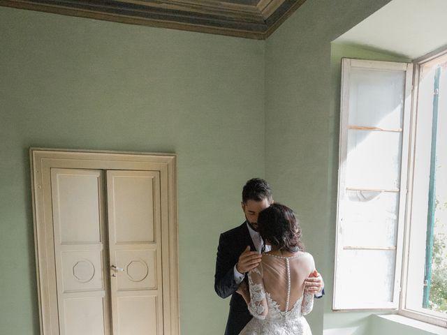 Il matrimonio di Emanuela e Danilo a San Severino Marche, Macerata 74