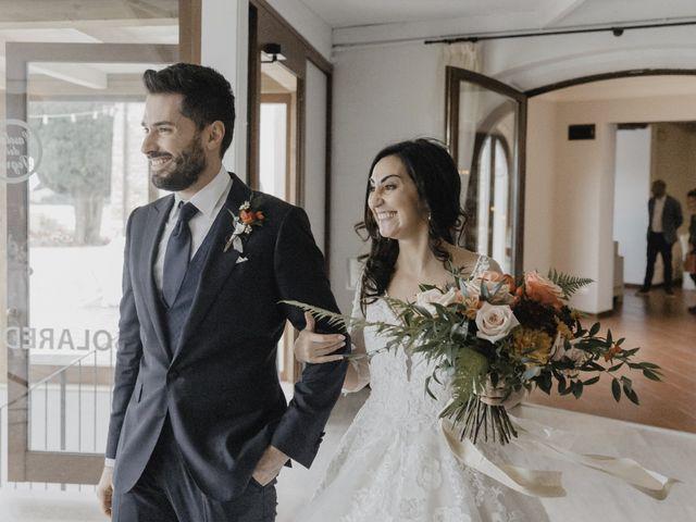 Il matrimonio di Emanuela e Danilo a San Severino Marche, Macerata 78