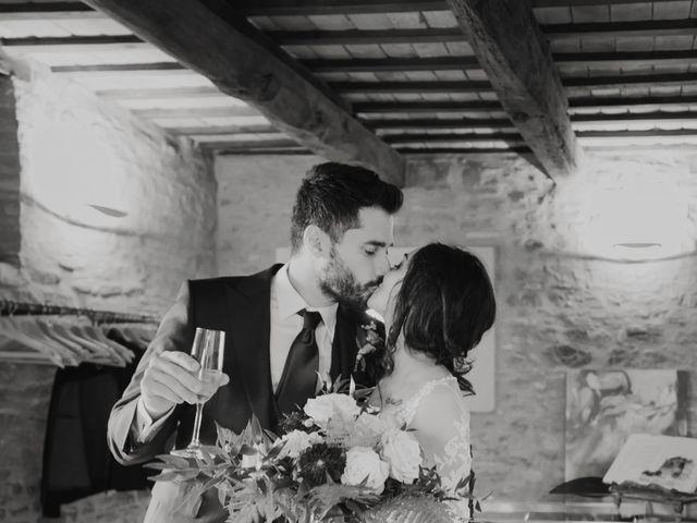 Il matrimonio di Emanuela e Danilo a San Severino Marche, Macerata 79