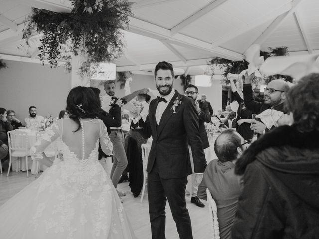 Il matrimonio di Emanuela e Danilo a San Severino Marche, Macerata 86