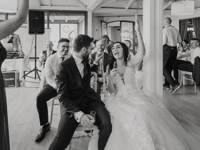 Il matrimonio di Emanuela e Danilo a San Severino Marche, Macerata 87