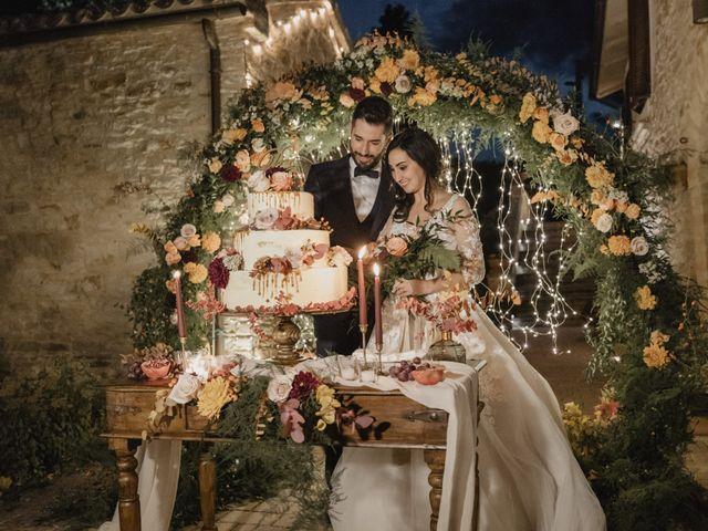 Il matrimonio di Emanuela e Danilo a San Severino Marche, Macerata 95