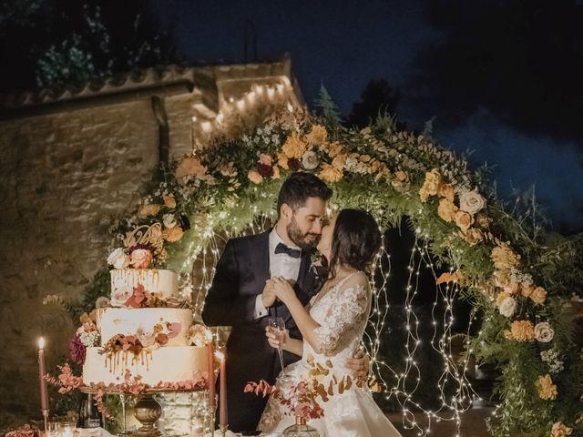 Il matrimonio di Emanuela e Danilo a San Severino Marche, Macerata 97