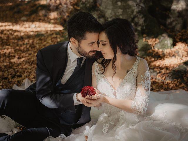 Il matrimonio di Emanuela e Danilo a San Severino Marche, Macerata 100