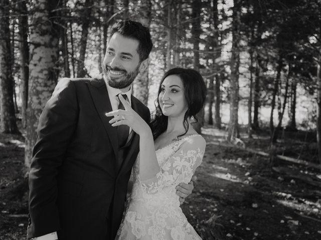 Il matrimonio di Emanuela e Danilo a San Severino Marche, Macerata 109