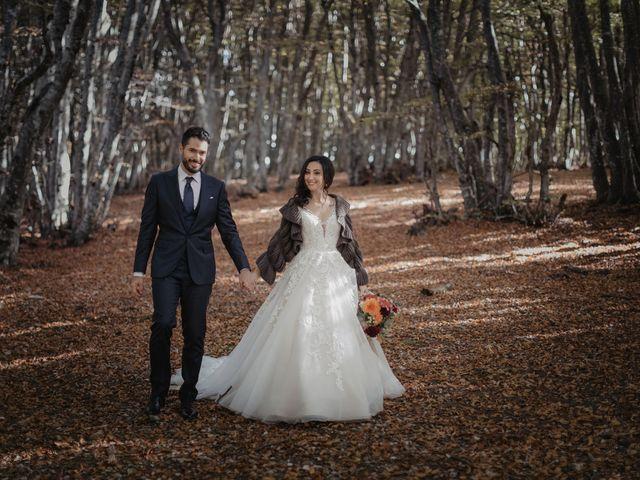 Il matrimonio di Emanuela e Danilo a San Severino Marche, Macerata 110