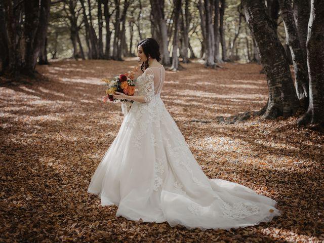 Il matrimonio di Emanuela e Danilo a San Severino Marche, Macerata 114