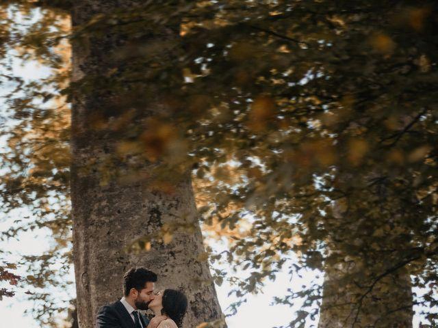Il matrimonio di Emanuela e Danilo a San Severino Marche, Macerata 117