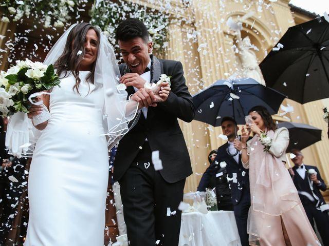 Il matrimonio di Andrea e Nadia a Serralunga d'Alba, Cuneo 1