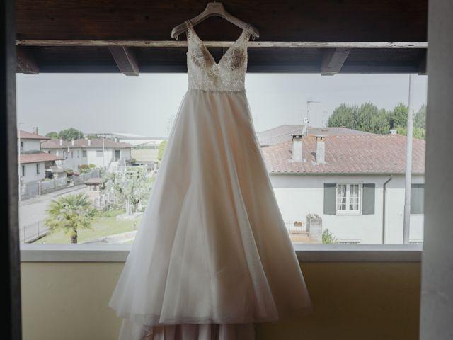 Il matrimonio di Luca e Sabrina a Ronco all'Adige, Verona 1