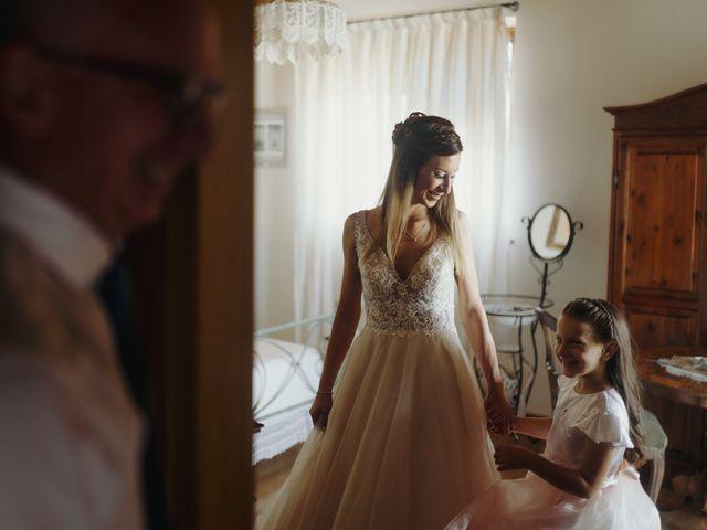 Il matrimonio di Luca e Sabrina a Ronco all'Adige, Verona 4