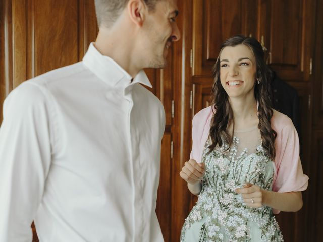 Il matrimonio di Luca e Sabrina a Ronco all'Adige, Verona 11