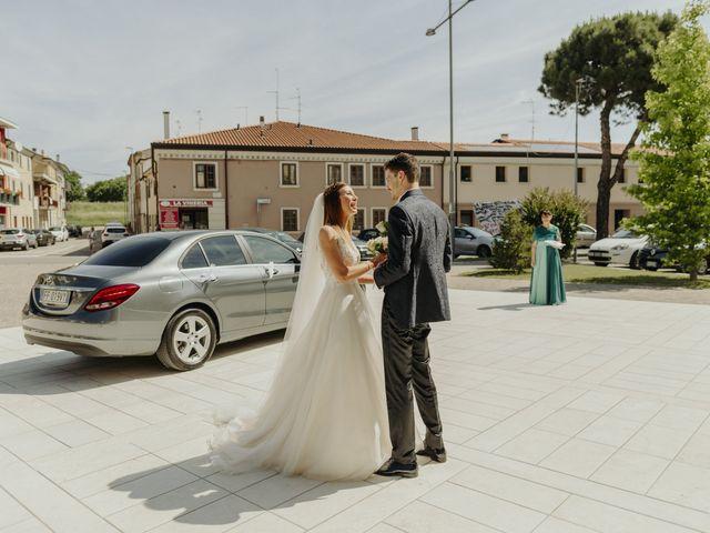 Il matrimonio di Luca e Sabrina a Ronco all'Adige, Verona 17