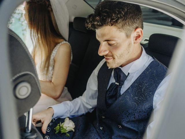 Il matrimonio di Luca e Sabrina a Ronco all'Adige, Verona 22