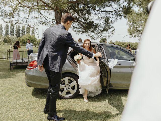 Il matrimonio di Luca e Sabrina a Ronco all'Adige, Verona 28