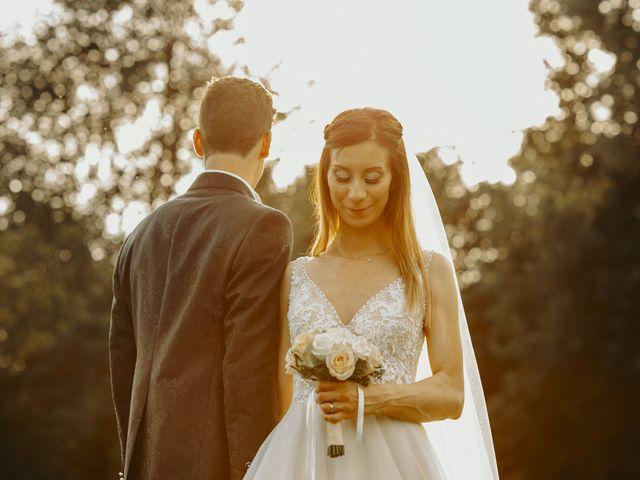 Il matrimonio di Luca e Sabrina a Ronco all'Adige, Verona 34