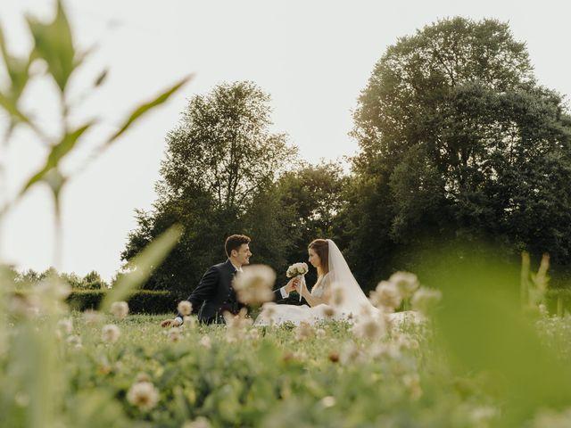 Il matrimonio di Luca e Sabrina a Ronco all'Adige, Verona 35