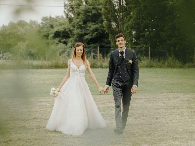 Il matrimonio di Luca e Sabrina a Ronco all'Adige, Verona 38