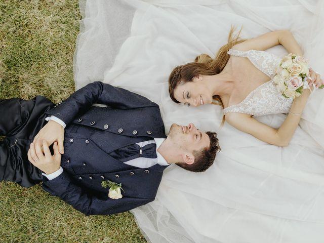 Il matrimonio di Luca e Sabrina a Ronco all'Adige, Verona 39