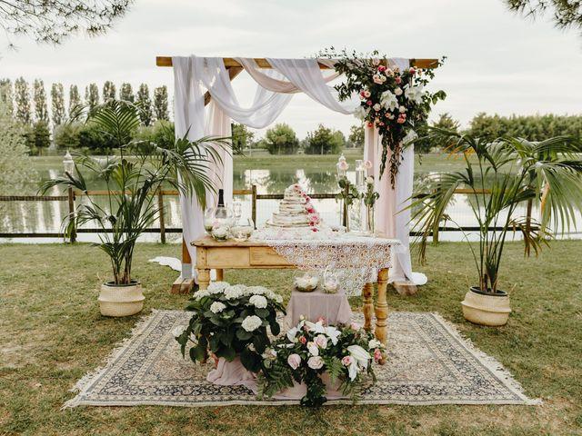 Il matrimonio di Luca e Sabrina a Ronco all'Adige, Verona 40