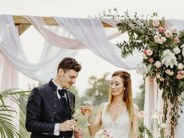 Il matrimonio di Luca e Sabrina a Ronco all'Adige, Verona 41