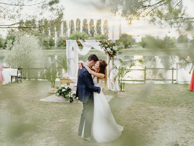 Il matrimonio di Luca e Sabrina a Ronco all'Adige, Verona 43