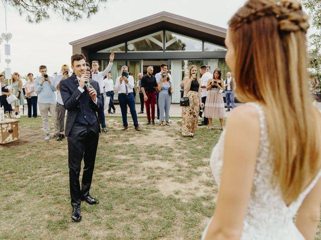 Il matrimonio di Luca e Sabrina a Ronco all'Adige, Verona 44