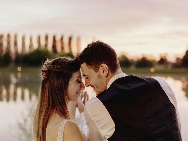 Il matrimonio di Luca e Sabrina a Ronco all'Adige, Verona 46