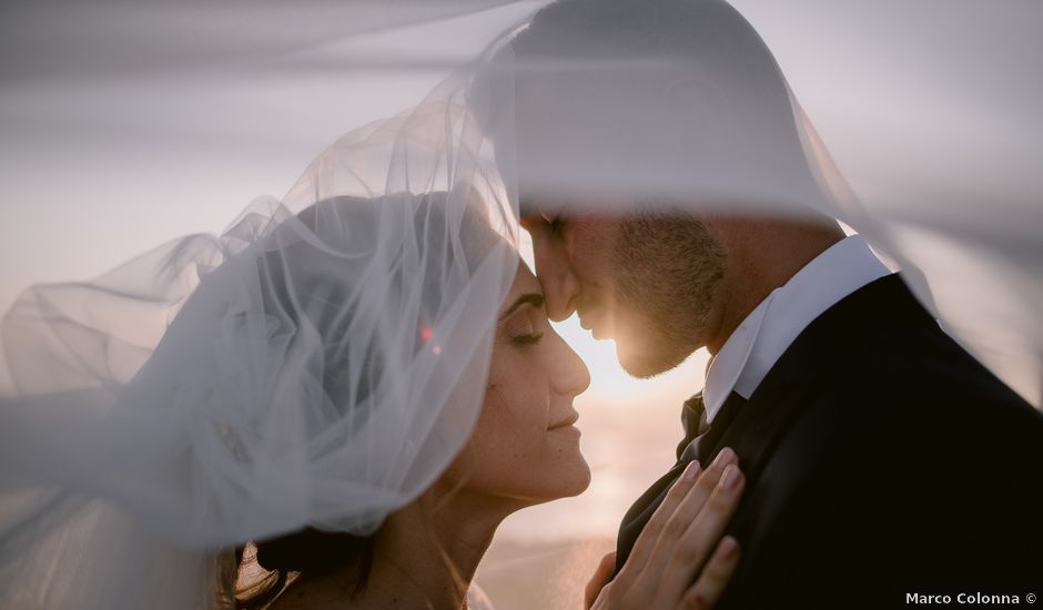Il matrimonio di Carlo e Dominique a Crotone, Crotone