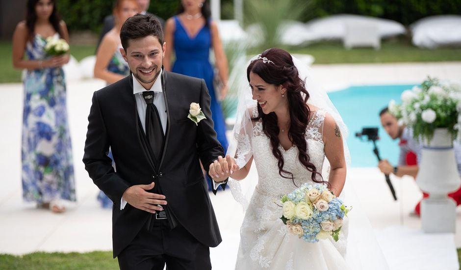 Il matrimonio di Marco e Sheila a Rosà, Vicenza