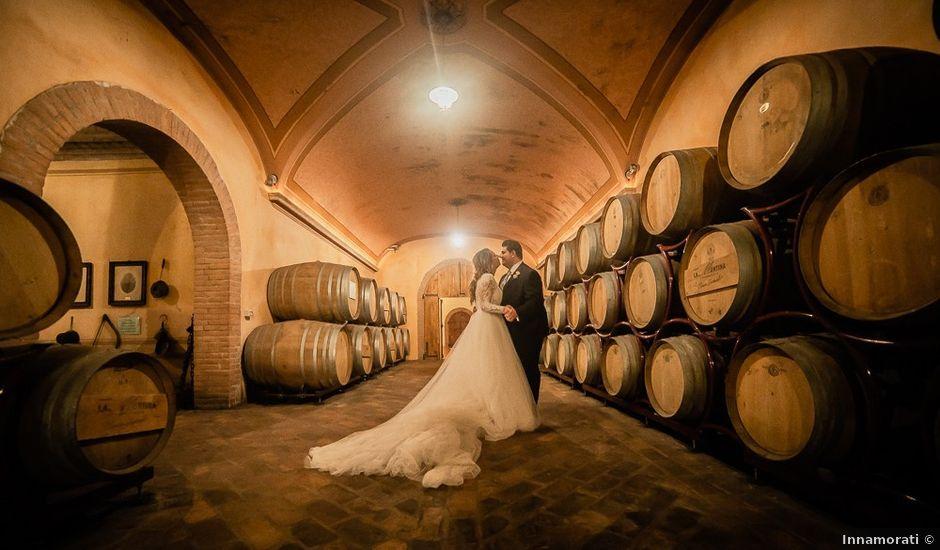 Il matrimonio di Luca e Sara a Monticelli Brusati, Brescia