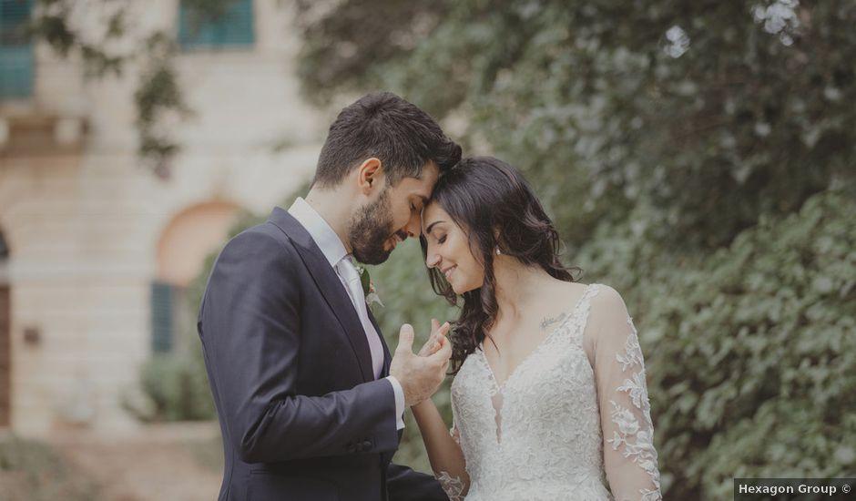 Il matrimonio di Emanuela e Danilo a San Severino Marche, Macerata