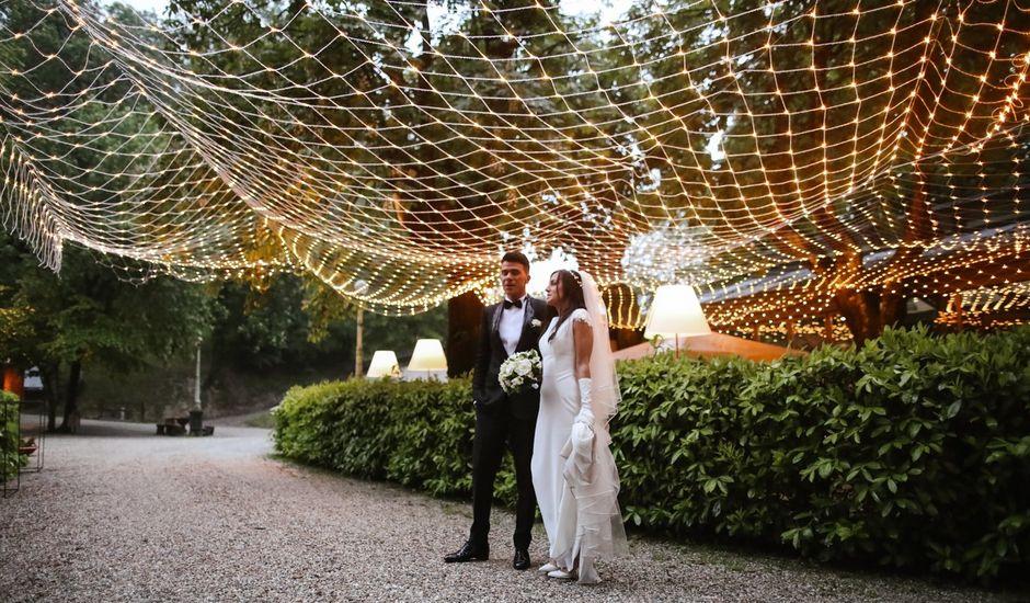 Il matrimonio di Andrea e Nadia a Serralunga d'Alba, Cuneo