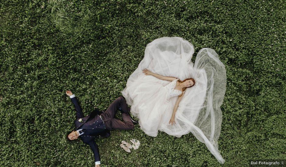 Il matrimonio di Luca e Sabrina a Ronco all'Adige, Verona