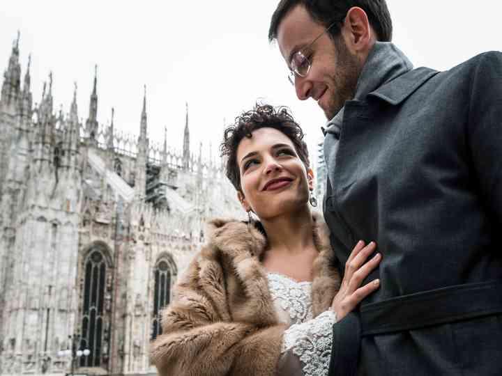 le nozze di Piera e Andrea