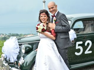 Le nozze di Erika e Pietro