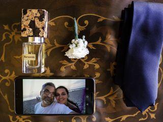 Le nozze di Francesco e Jamila 1