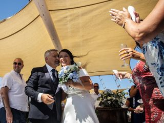 Le nozze di Francesco e Jamila