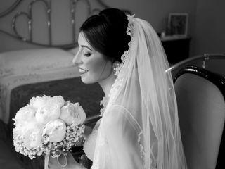 Le nozze di Maria Francesca e Domenico 1