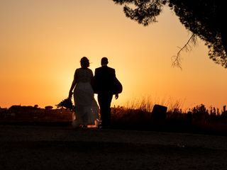 Le nozze di David e Helena